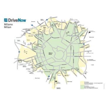 TechnoBlitz.it DriveNow: in arrivo a Milano dal 19 ottobre con vetture BMW e Mini