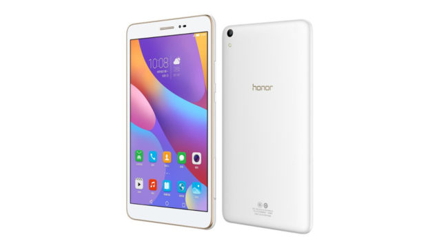 Honor Pad 2 e Honor Watch S1