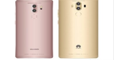 Huawei Mate 9 rivelate due versioni del backside