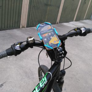 TechnoBlitz.it Recensione supporto per smartphone da bici Choetech