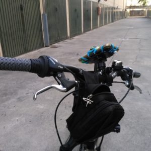 TechnoBlitz.it Recensione supporto per smartphone da bici Choetech  TechnoBlitz.it Recensione supporto per smartphone da bici Choetech
