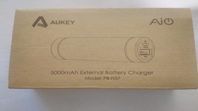 scatola Aukey PB-N37