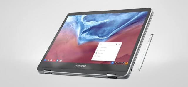TechnoBlitz.it Ecco Samsung Chromebook Pro, con la PEN  TechnoBlitz.it Ecco Samsung Chromebook Pro, con la PEN