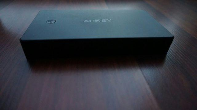 TechnoBlitz.it Recensione PowerBank Aukey 20000 mAh
