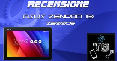 TechnoBlitz.it Recensione Asus Zenpad 10 Z300CG