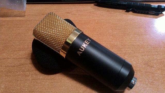 TechnoBlitz.it Recensione Microfono GD-D1 Aukey