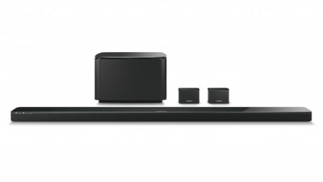 TechnoBlitz.it Bose presenta la nuova soundbar wireless e i nuovi sistemi di audio surround