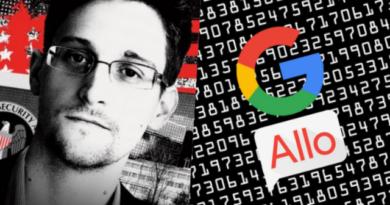 TechnoBlitz.it Edward Snowden non consiglia di utilizzare Allo