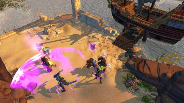 TechnoBlitz.it Ubisoft annuncia due nuovi DLC per Champions of Anteria