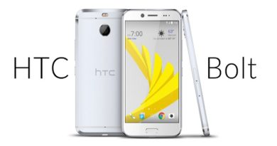 "TechnoBlitz.it HTC Bolt, Display 5.5"" e niente Jack 3.5"