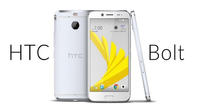 "TechnoBlitz.it HTC Bolt, Display 5.5"" e niente Jack 3.5"