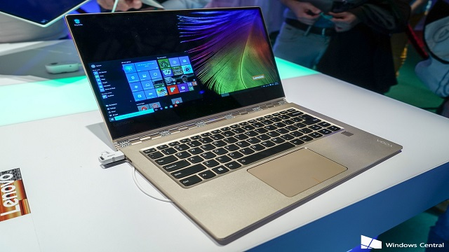 TechnoBlitz.it Lenovo Yoga 910 è acquistabile in America a partire da 1200 dollari