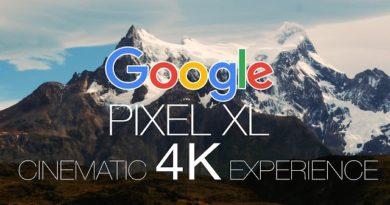 TechnoBlitz.it Google Pixel, filmati in 4K strabilianti