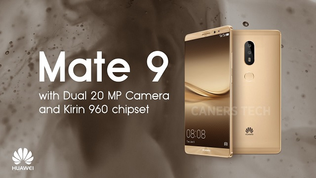 TechnoBlitz.it RUMORS: Mate 9, presentazione il 3 Novembre