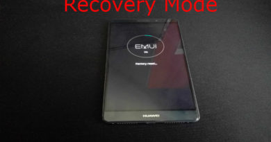 TechnoBlitz.it Come andare in Recovery Mode con il Huawei Mate 8