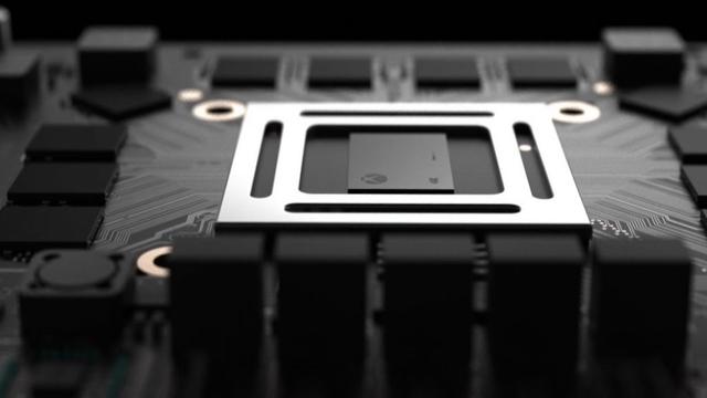 TechnoBlitz.it Xbox One Scorpio sarà l'unica console a offrire 4K vero e VR di qualità