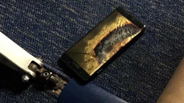 TechnoBlitz.it Il Galaxy Note 7 potrebbe subire un secondo richiamo
