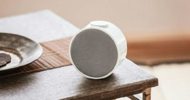 TechnoBlitz.it Speaker bluetooth/sveglia targata Xiaomi