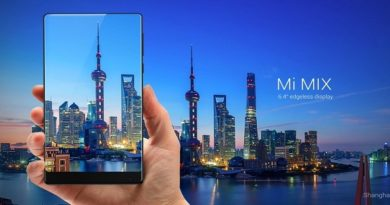TechnoBlitz.it Xiaomi Mi Mix, un concept capolavoro.