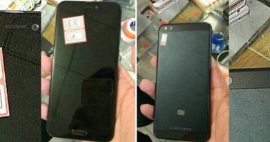 TechnoBlitz.it Rumors: prima immagine di Xiaomi Mi 6