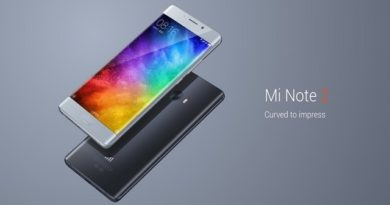 TechnoBlitz.it Xiaomi Mi Note 2 ufficialmente svelato