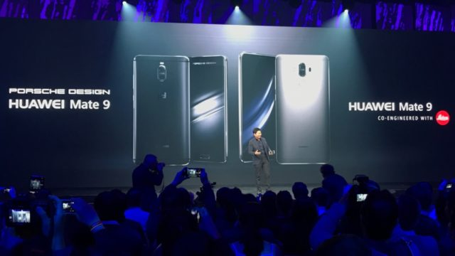 TechnoBlitz.it UFFICIALI Huawei Mate 9 e Mate 9 Porsche Design