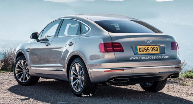 TechnoBlitz.it Nuova Bentley coupé in arrivo nel 2018.
