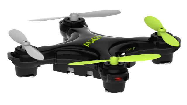 TechnoBlitz.it Recensione AUKEY UA-P01 Mini Drone