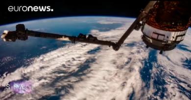TechnoBlitz.it Guardare la Terra con un video a 360° in 4K