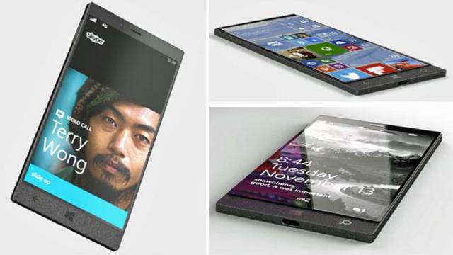 TechnoBlitz.it Microsoft ancora al lavoro sul Surface Phone