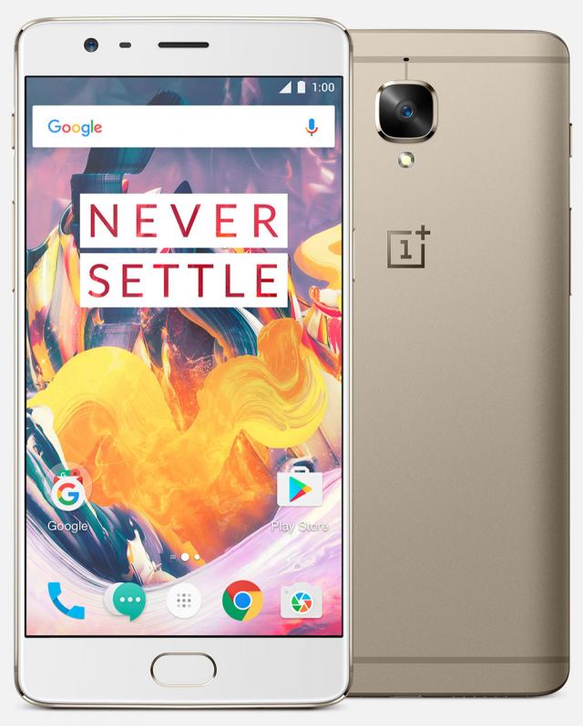TechnoBlitz.it Ecco finalmente il nuovo OnePlus 3T  TechnoBlitz.it Ecco finalmente il nuovo OnePlus 3T