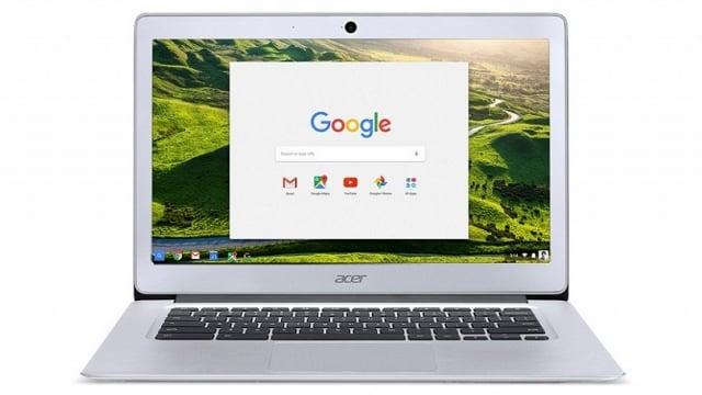 TechnoBlitz.it Su Acer Chromebook e Asus C300 è possibile installare app Android
