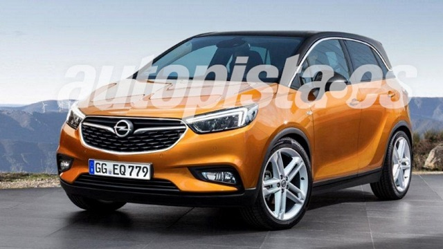 TechnoBlitz.it Crossland X, nuovo crossover di OPEL