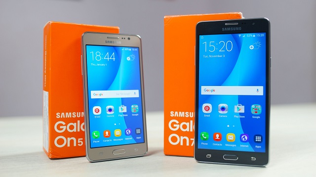 TechnoBlitz.it Samsung Galaxy ON 7 lanciato in Corea