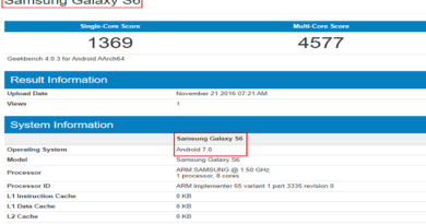 TechnoBlitz.it Galaxy S6 con Android 7.0 spunta su GFXBench