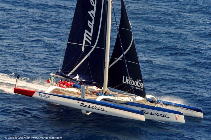 TechnoBlitz.it Maserati Multi 70: Regata Oceanica con Giovanni Soldini