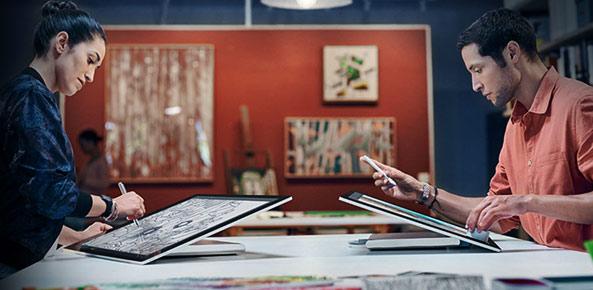 TechnoBlitz.it Dell si fa sentire contro i Surface di Microsoft