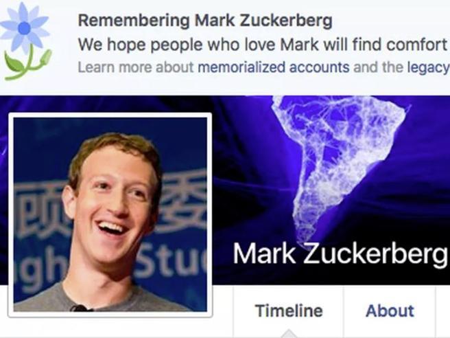 TechnoBlitz.it Facebook dichiara deceduti milioni di Utenti  TechnoBlitz.it Facebook dichiara deceduti milioni di Utenti