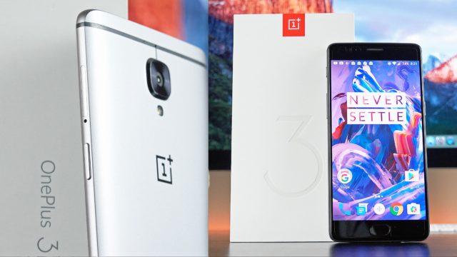 TechnoBlitz.it Nougat su OnePlus 3 entro fine 2016  TechnoBlitz.it Nougat su OnePlus 3 entro fine 2016