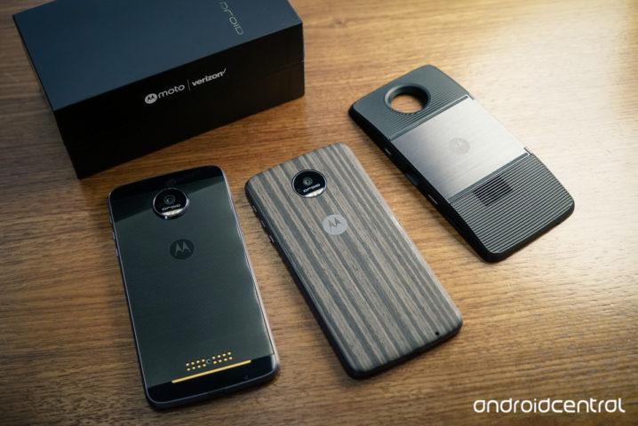 TechnoBlitz.it Motorola rilascia Nougat su Moto Z  TechnoBlitz.it Motorola rilascia Nougat su Moto Z
