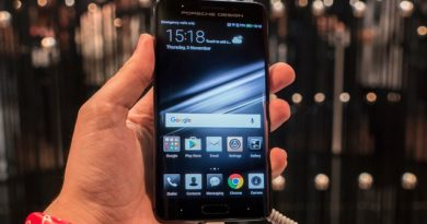 TechnoBlitz.it FOCUS: Huawei Mate 9 Porsche Design