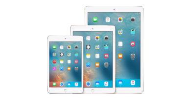 TechnoBlitz.it Tre nuovi iPad Pro, senza cornici, attesi per il 2017
