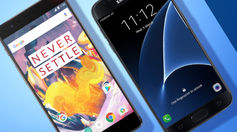 TechnoBlitz.it OnePlus 3T vs Samsung Galaxy S7