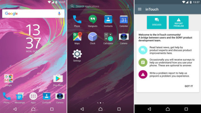 TechnoBlitz.it Disponibile il Concept di Android Nougat per Sony Xperia X