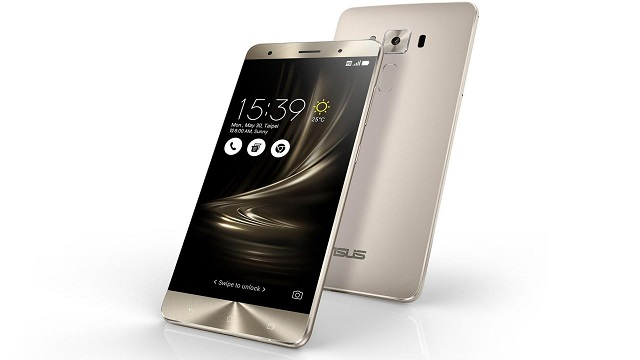 TechnoBlitz.it Asus Zenfone 3 Deluxe, arrivo a metà novembre?