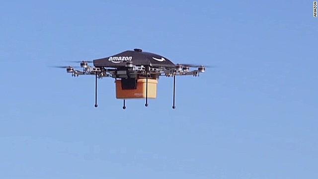 TechnoBlitz.it Amazon: rivelato il piano dei magazzini volanti