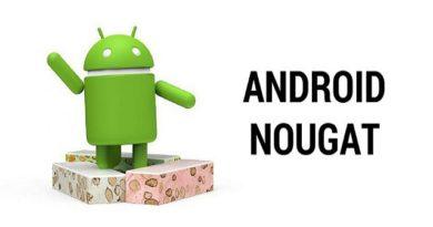 TechnoBlitz.it Nexus 6 riceverà a Gennaio Android 7.1.1