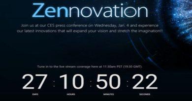 TechnoBlitz.it Asus annuncia il suo prossimo evento: Zennovation