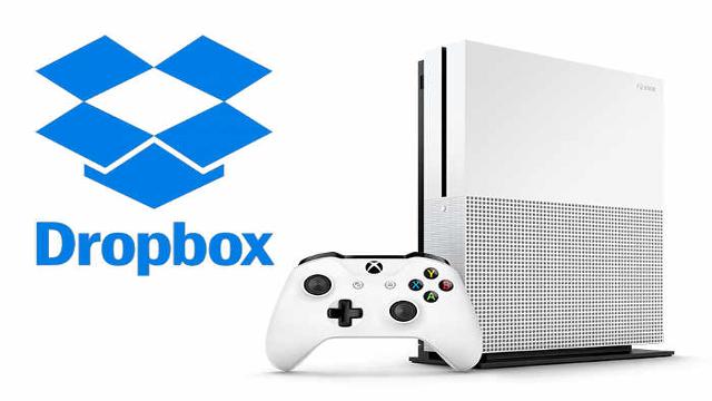 TechnoBlitz.it DropBox per Xbox One: una nuova frontiera