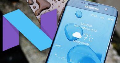 TechnoBlitz.it Ufficiale: Android Nougat su Samsung Galaxy S7